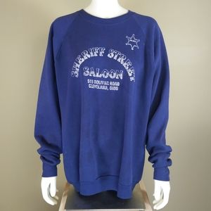 Sheriff Street Saloon Sweatshirt